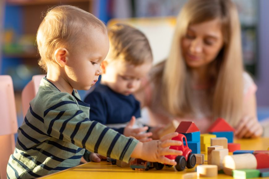 Here's Why You Should Choose This Nursery in Dubai