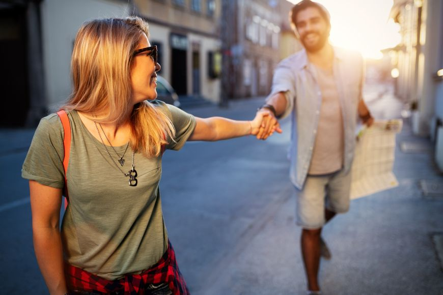 The Key to Expat Happiness: Living in a Walkable City