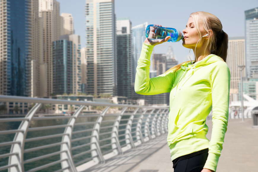 6 Reasons Why It's Important for Women to Stay Hydrated in Dubai