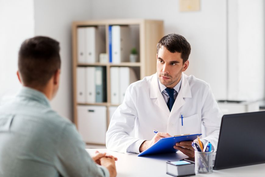 Here's What You Need to Know About Testosterone Replacement Therapy for Men