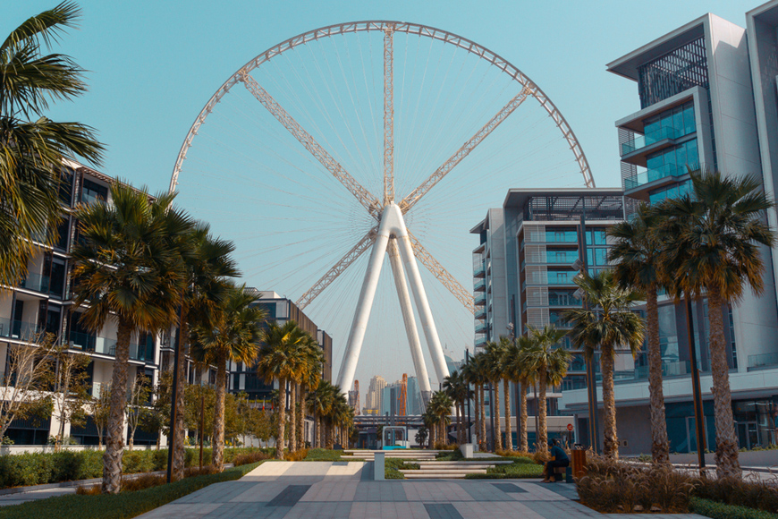 Opening date for Ain Dubai