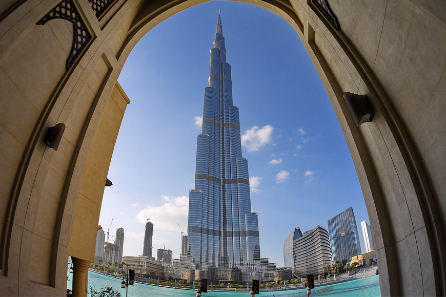 How You Can Feature Your NYE Message on the Burj Khalifa