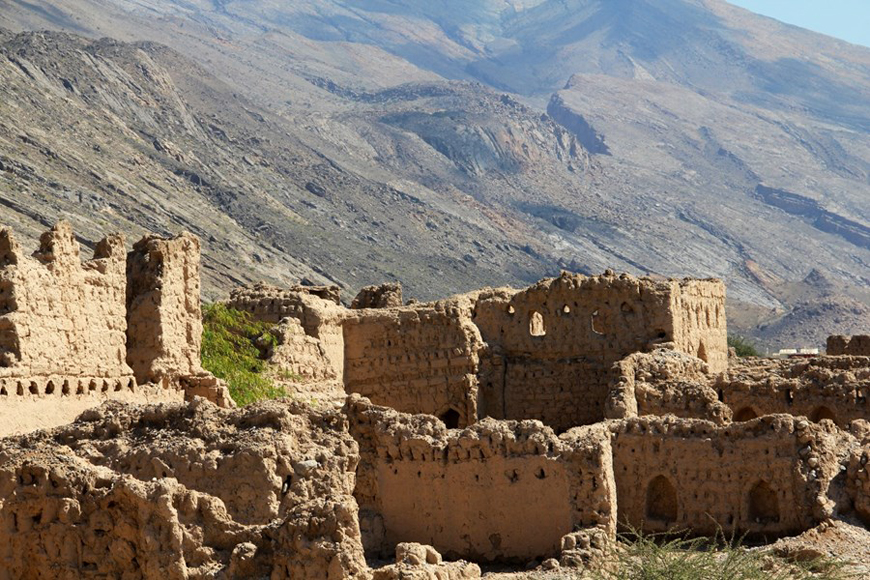All About Sumail Gap in Oman