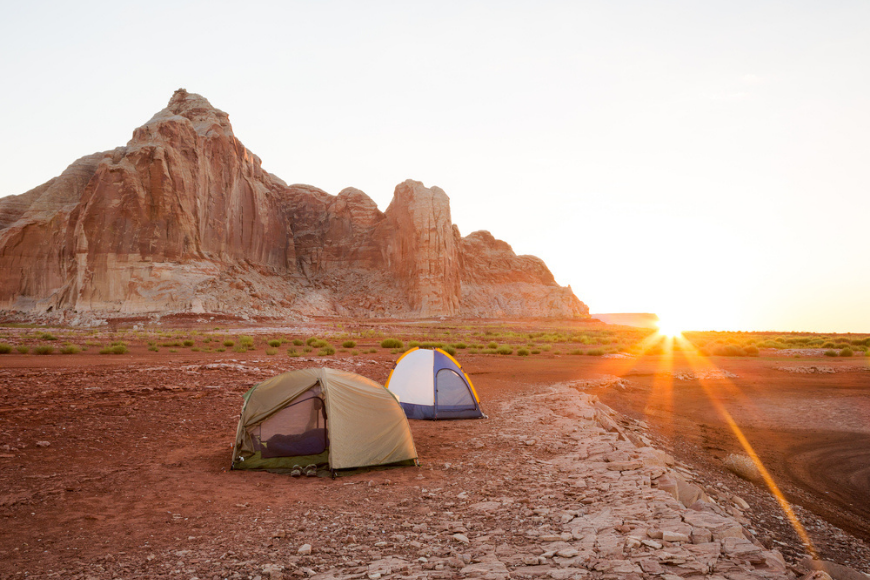 Authorities Ban Camping of Any Kind in Fujairah