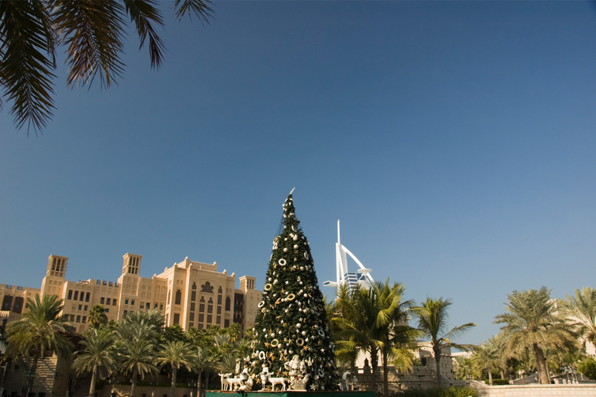 Enjoy Christmas in Dubai With up to 50% OFF From Cobone