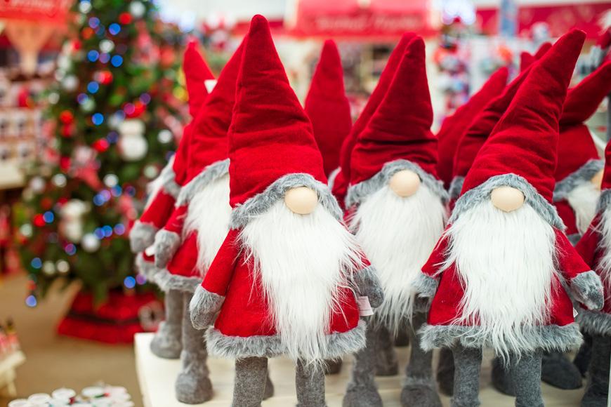 Christmas markets in Dubai 2018