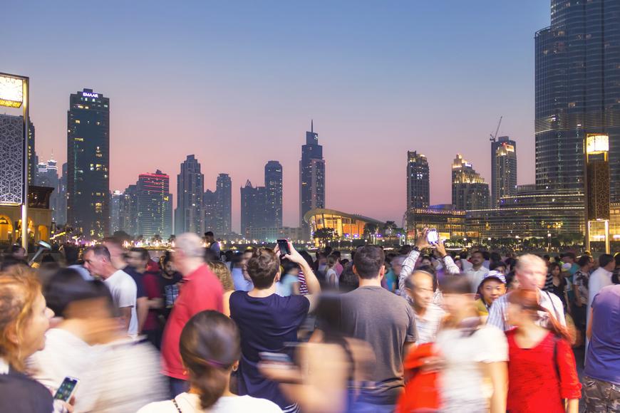 Theft in Dubai Warning