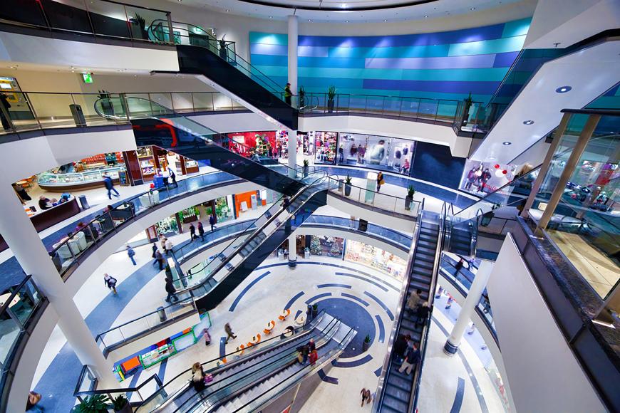 Shopping Malls in Saudi Arabia