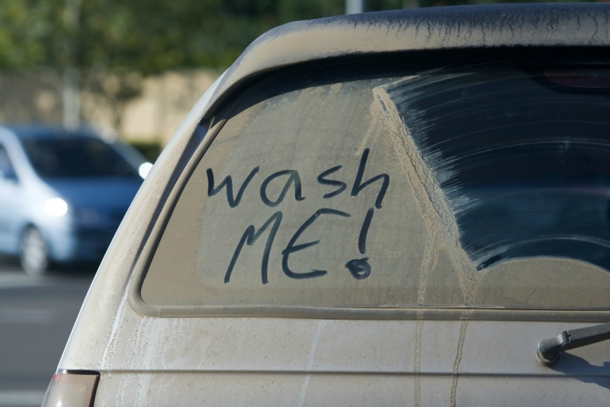 Owners Of Dirty Cars In Abu Dhabi Can Be Fined Aed 3 000