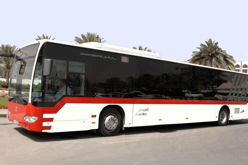 Dubai Bus Guide