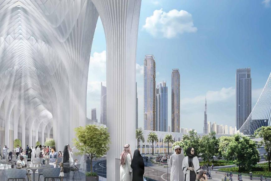 Dubai Square in pictures