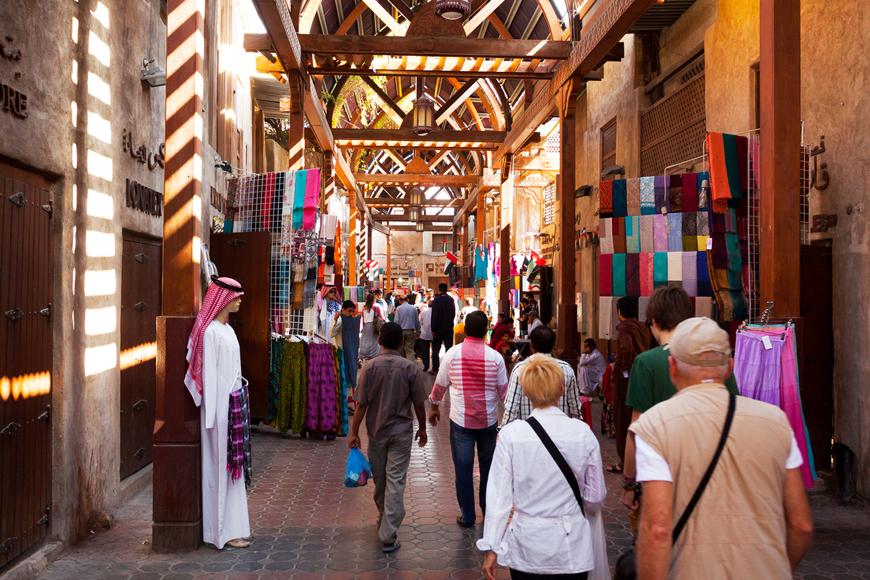 10 Dubai Souks You'll Love to Explore