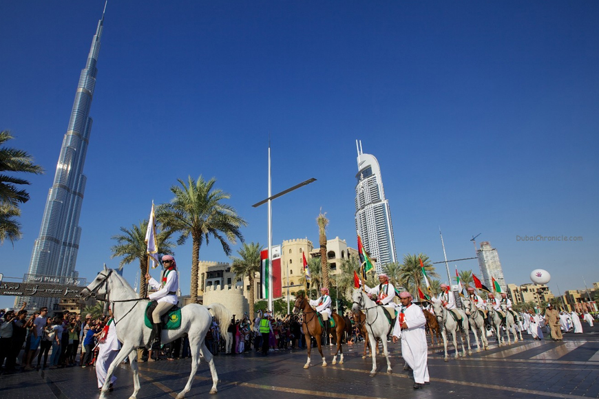 Things to Do in Dubai for UAE National Day