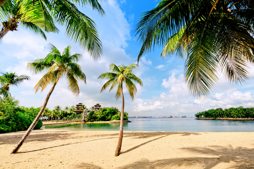 Beaches and Parks in Singapore