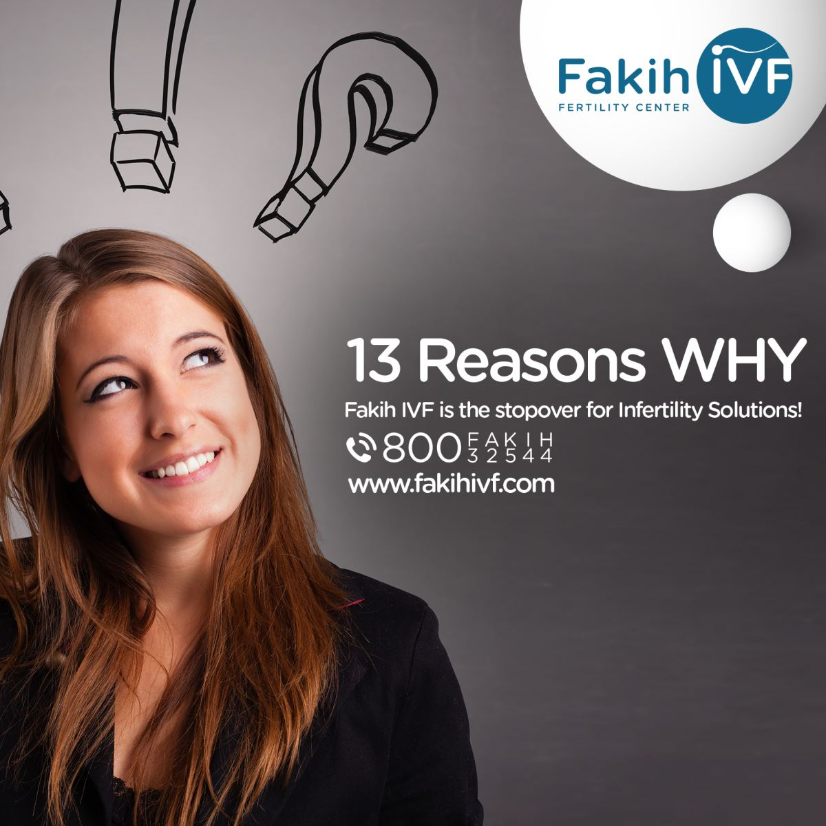 13 reasons why you should trust fakih ivf