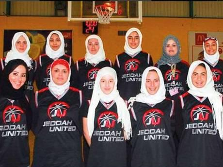 The Female Sport Scene is Taking Off in Saudi
