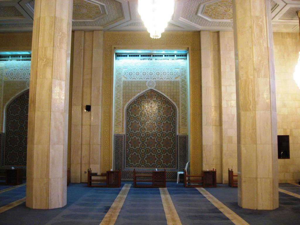 The Kuwait Grand Mosque