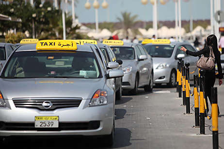 How to Get Around in Abu Dhabi | ExpatWoman com