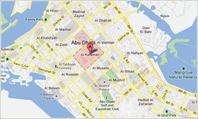 Al Karamah Abu Dhabi