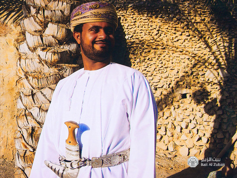 omani mens outfit