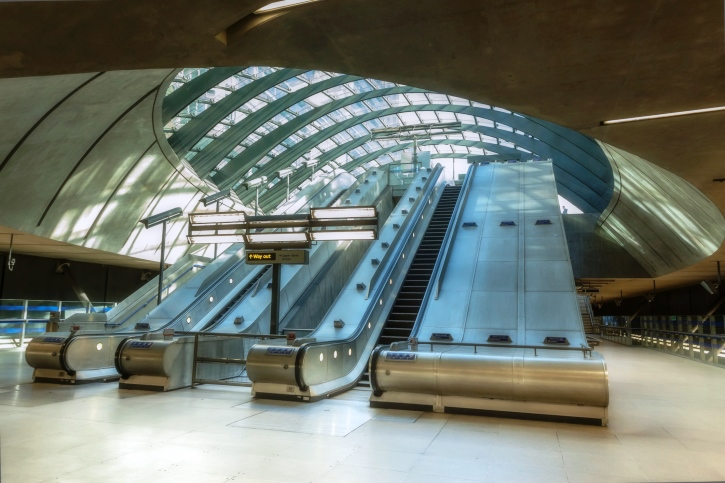 Canary Wharf Metro London