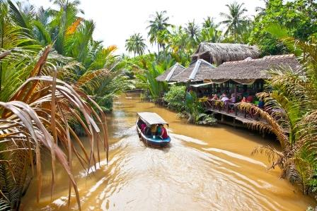 Water Taxi Tours Vietnam