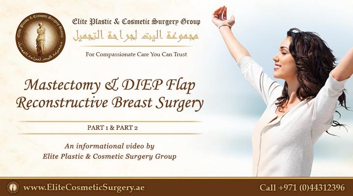 DIEP breast Reconstruction