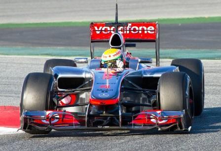 Formula 1 bahrain