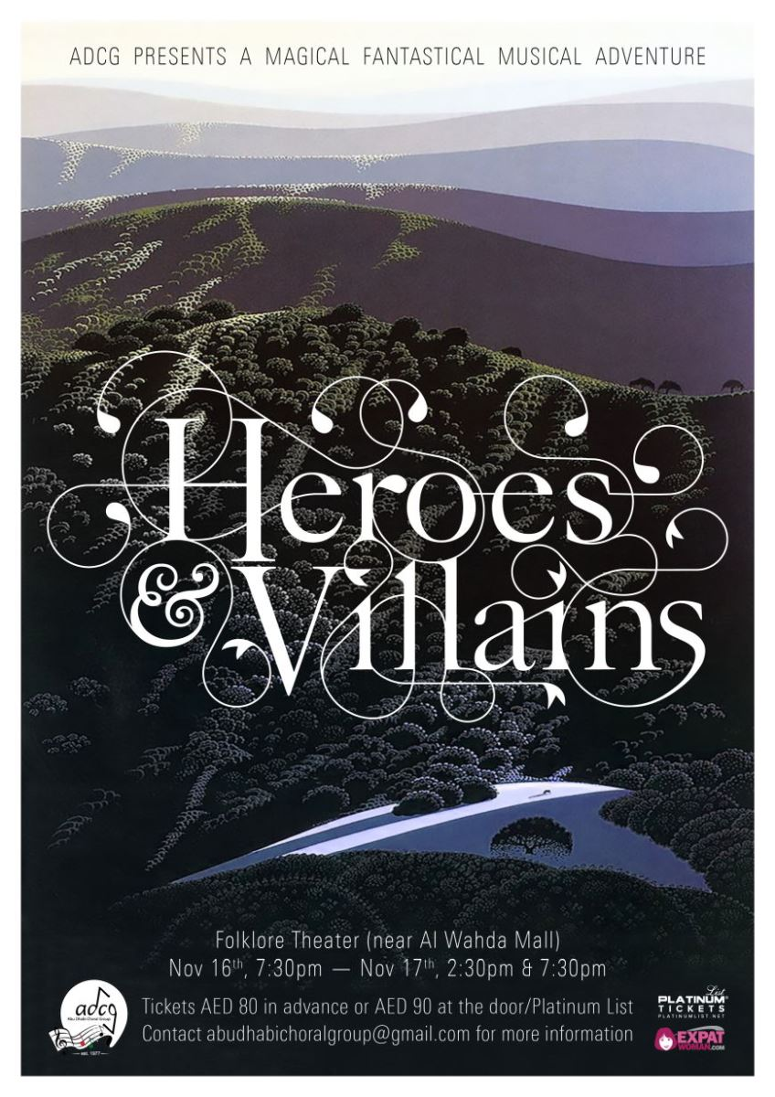 A Night To Celebrate Your Favourite Heroes And Villains With