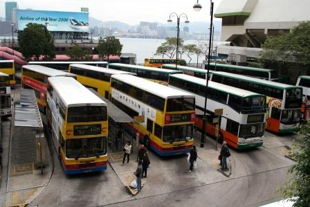 Hong Kong Bus Services