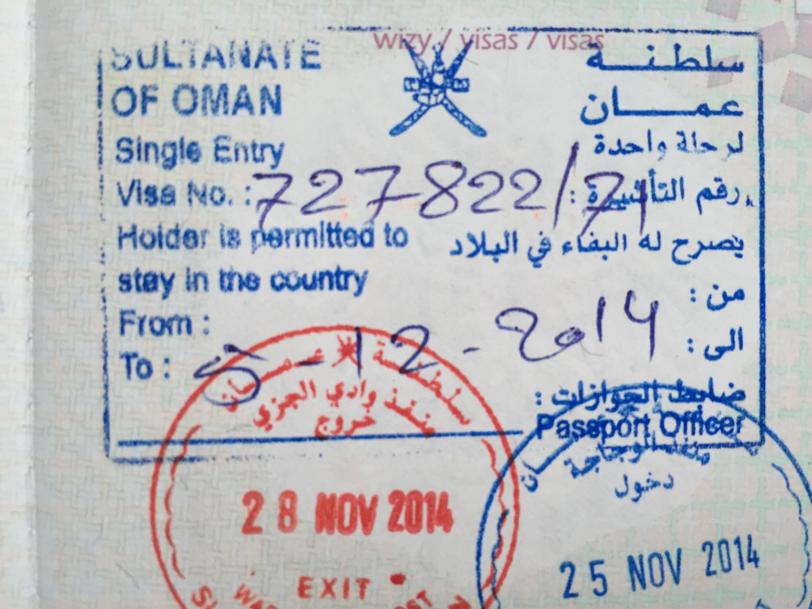 Guide to Residence Visas in Oman | ExpatWoman com