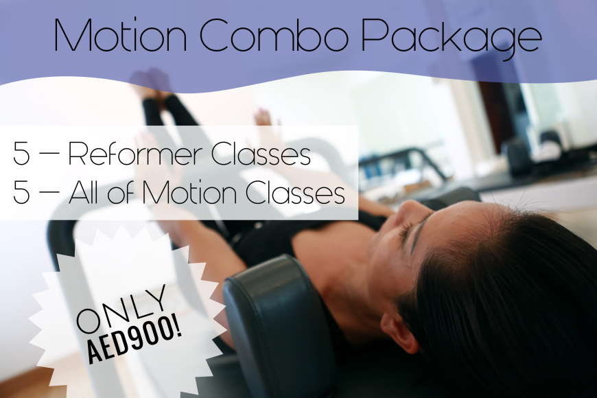 Motion Combo Package