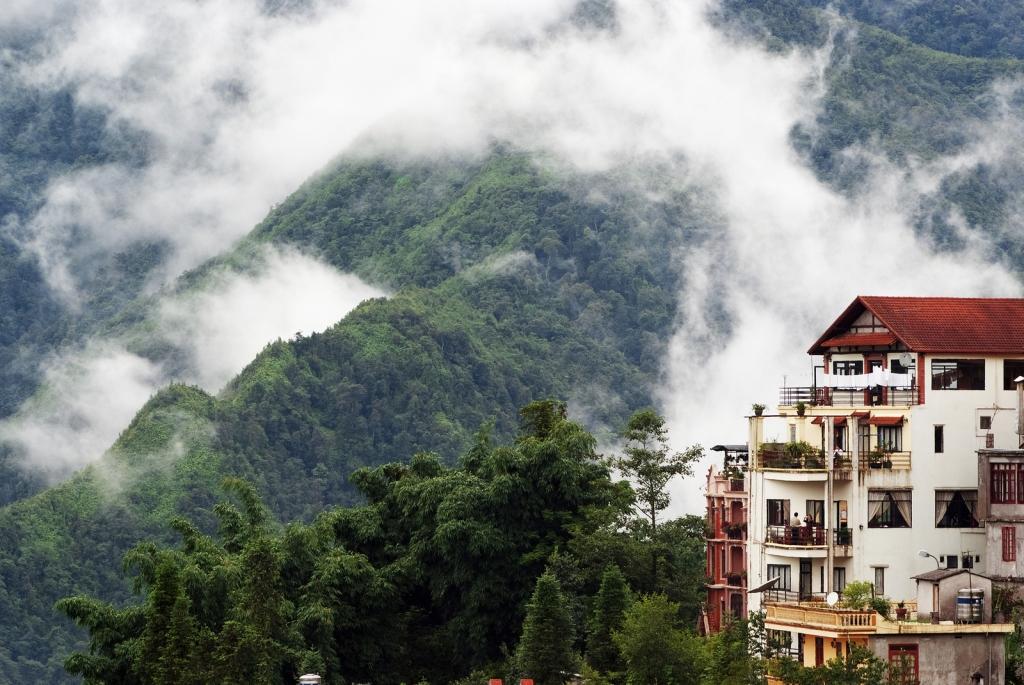 Fansipan Mountains