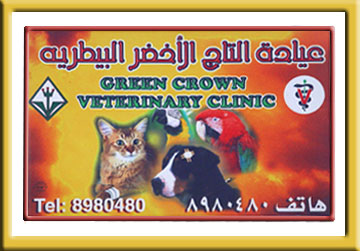 Green Crown Vets Jeddah
