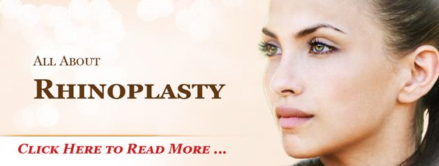 Nose Reshaping / Rhinoplasty