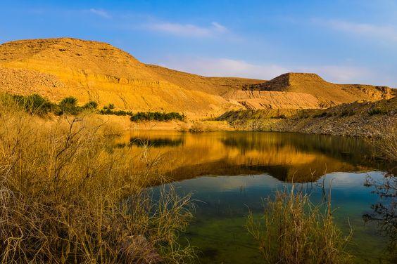 Riyadh's Secret Lake