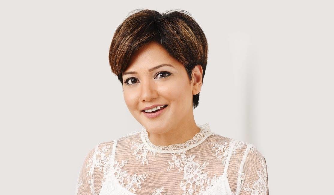 Sallyann Della Casa at Living in Dubai