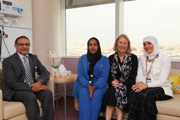 Sidra Women's Perinatal Mental Healthcare Clinic team