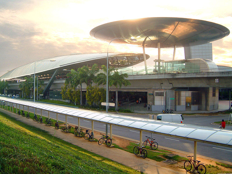Expo MRT Singapore