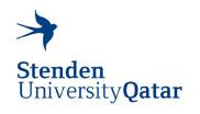 stenden university qatar