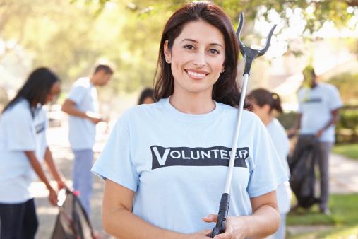 Volunteering after university