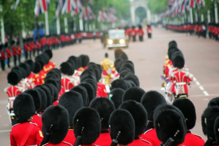 british irish guard