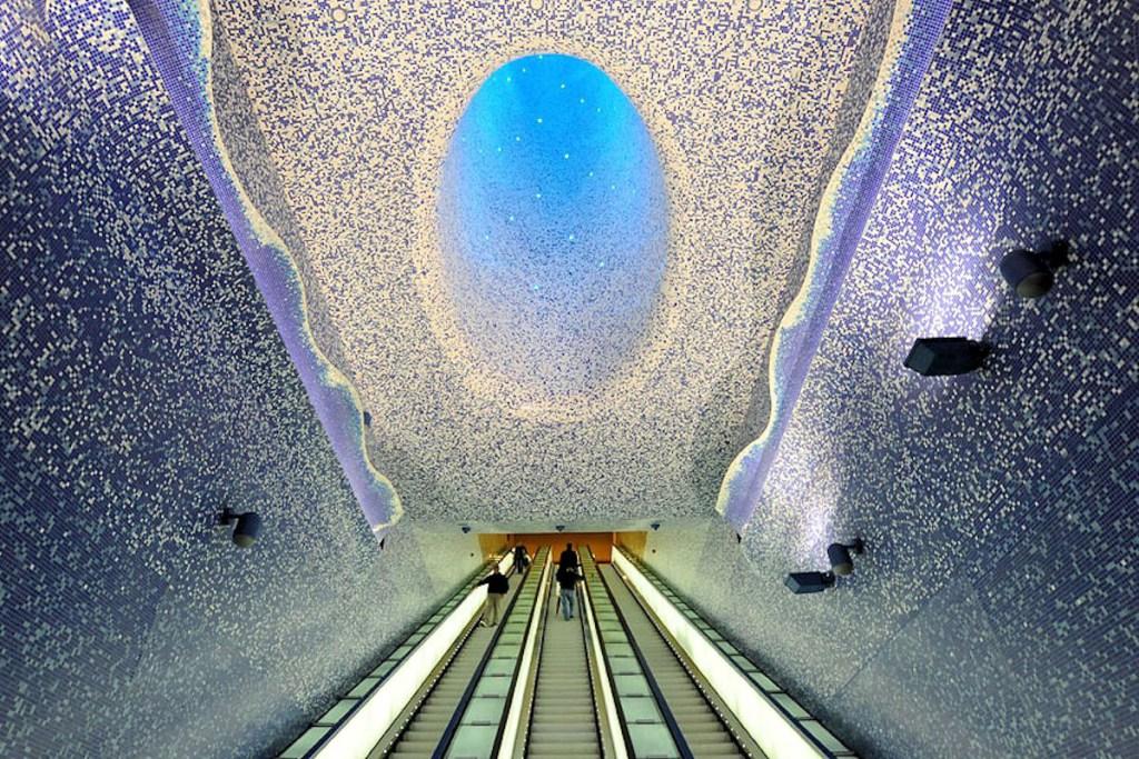 Toledo Metro Naples