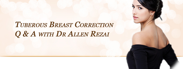 Elite Plastic and Cosmetic Surgery Tuberous Breast Correction