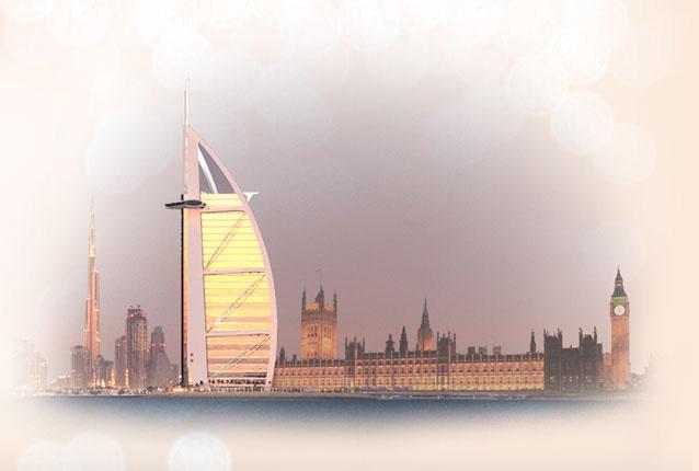 From London Harley Street to Dubai