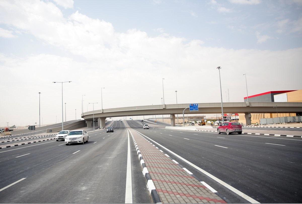 Interchange in Qatar