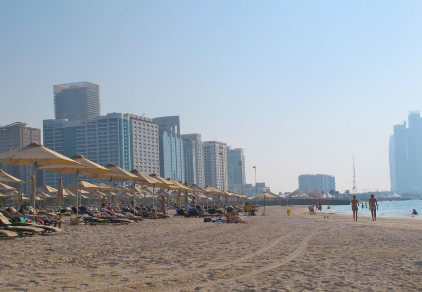 Must Visit Public Beaches In Abu Dhabi