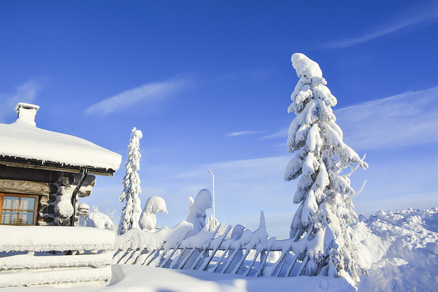 cold countries: finland