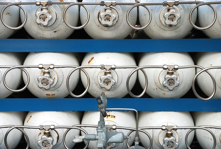 Gas Bottles Kuwait