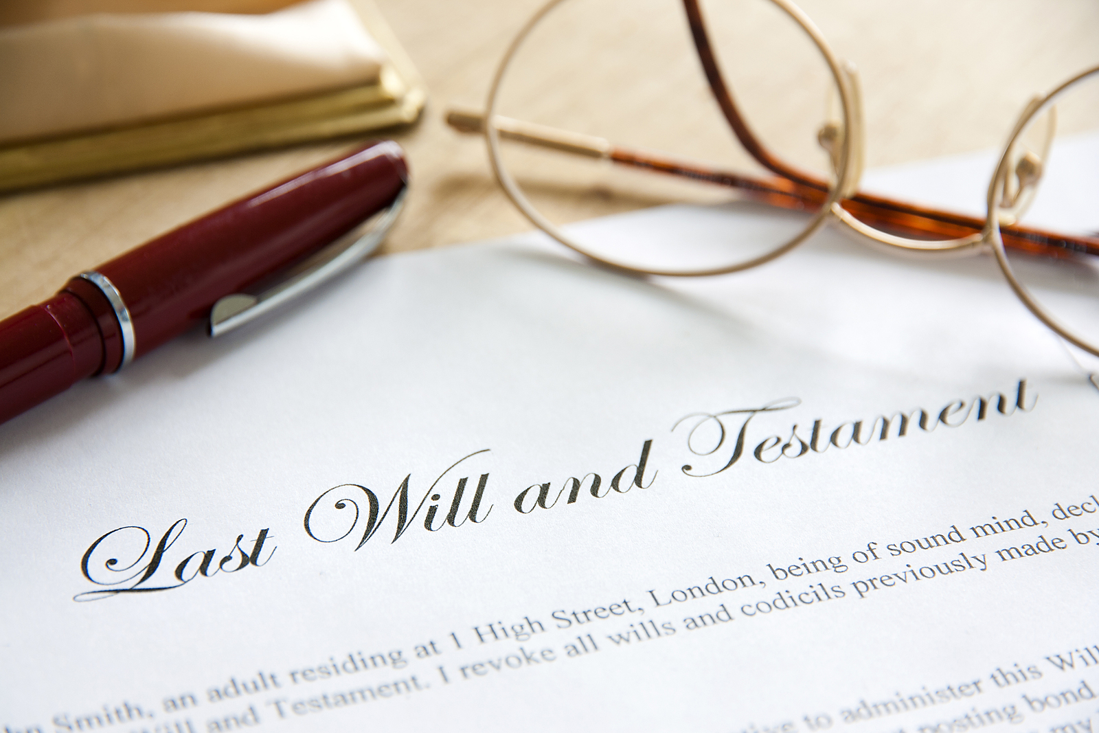 Wills and UAE law